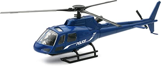 NewRay 1:43 Sky Pilot Eurocopter As350 Police Diecast
