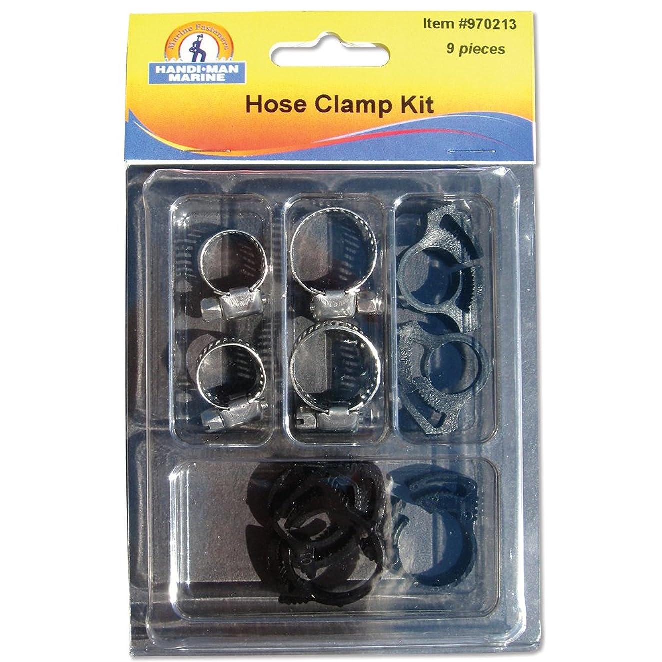 Handi-Man Marine Co 970213 Hose Clamp Kit