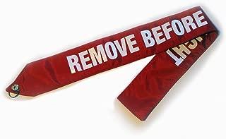 AeroPhoenix Nylon Remove Before Flight Banner - 17