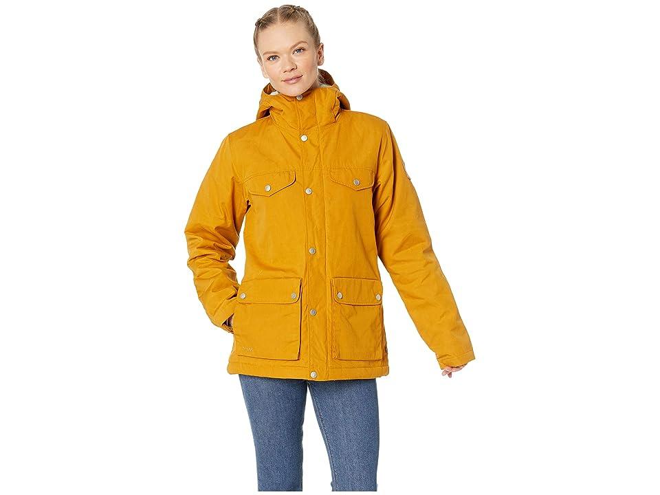 Fjallraven Greenland Winter Jacket (Acorn) Women