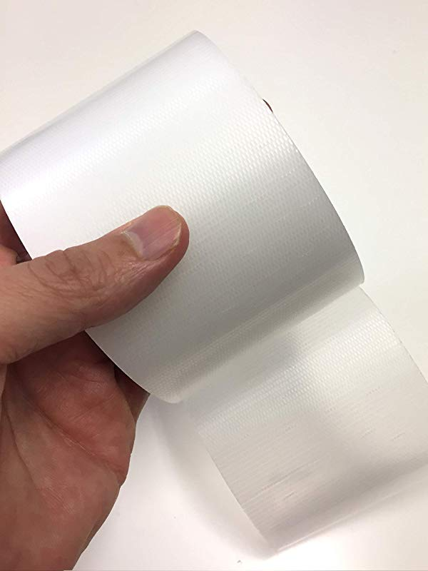Transparent Duct Tape Ultra High Performance Weather Resistant Tape For Discreet No Show Repairs And Mounting Residential Commercial And Industrial Uses By Gaffer Power 3 Inch X 20 Yards