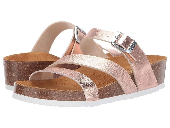 ara  Bailey (Rose Laminado) Womens Sandals