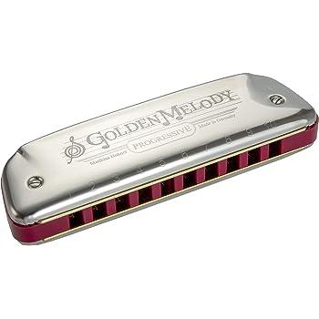 Hohner Golden Melody C M542016X Harmonica