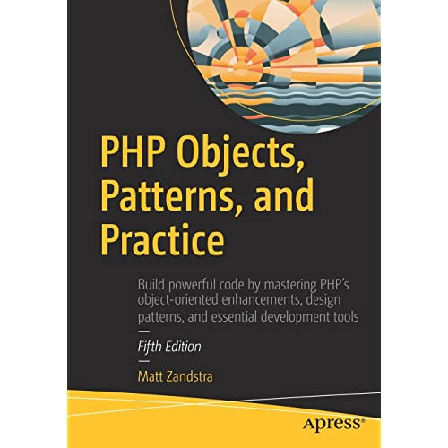 Php Objects Patterns And Practice By Matt Zandstra Pdf
