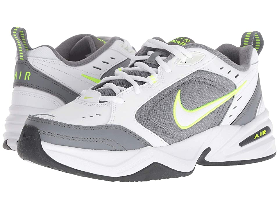 the latest 7aa9b 3f226 ... Mens Air Monarch IV Cross Training Shoes-8, UPC 886736760391 product  image for Nike - Air Monarch IV (White Cool Grey  ...