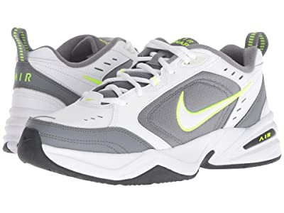 Nike Air Monarch IV (White/Cool Grey/Anthracite/White) Men