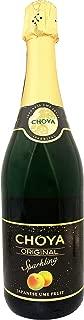 CHOYA オリジナルスパークリング 瓶 [ スパークリング 甘口 ドイツ 750ml ]