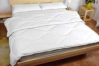 Couette Hiver Maja - Pure Laine - Coton Bio - 100% Naturelle - 600g/m² - 240x220cm