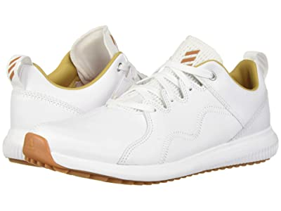 adidas Golf Adicross PPF (Footwear White/Gum/Footwear White) Men