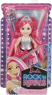 Barbie in Rock 'N Royals Pink Princess Chelsea Doll