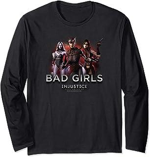 Injustice Gods Among Us BAD GIRLS Catwoman Licensed Adult Sweatshirt Hoodie