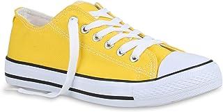 best service 3cca1 bd223 Suchergebnis auf Amazon.de für: Gelb - Sneaker / Damen ...