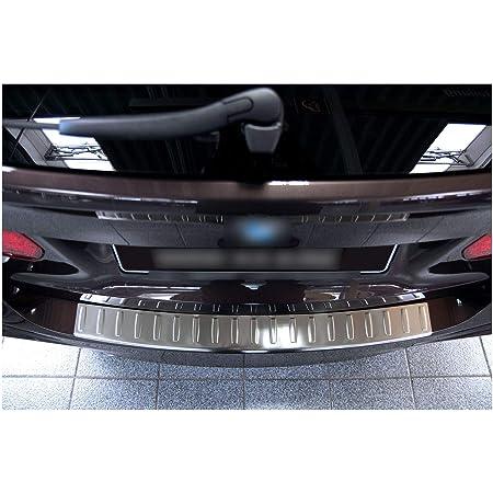 Recambo Ct Lks 1030 Ladekantenschutz Edelstahl Matt Für Bmw X3 F25 Bj 2010 2017 Mit Abkantung Large Auto