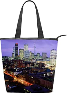 Canvas Tote Bags Rose Tote Bags Reusable Bags for Shopping School Beach 14