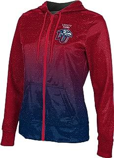 School Spirit Sweatshirt Gradient ProSphere University of The Pacific Girls Zipper Hoodie