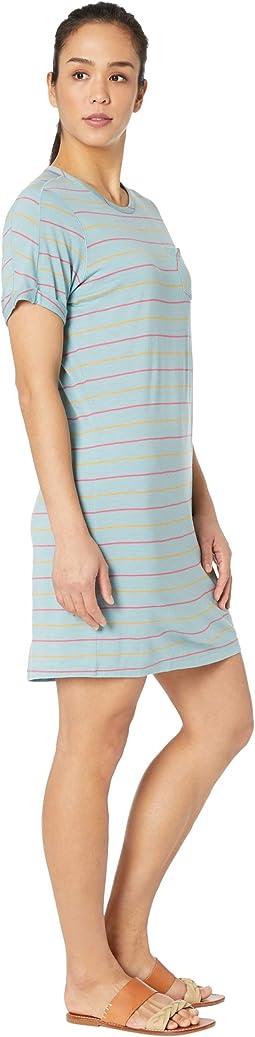 Wave Blue Stripe