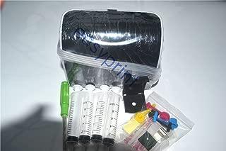 DIY CISS CIS Ink Supply System for HP Officejet 2620 2622 2624 4630 4634 4636 ENVY 4500 4502 4504 5530 5532 5534 Cartridge Flow Dampe ink pumper suck one way damper check valve
