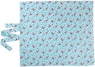 UFODB Mehrzweck-Baby Stretchy Abdeckung Auto Sitz Baldachin Krankenpflege Warenkorb Cover Infinity Schal Stilltuch Stillschal Unterwegs Nursing Swaddle Pflegeabdeckung Mutter