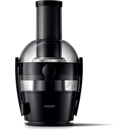 Philips HR1855/06 Centrifugeuse 650W noire Technologie QuickClean