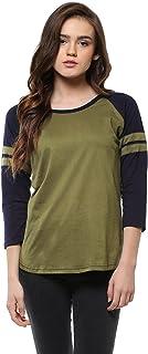 Veirdo Women's Cotton T-Shirt