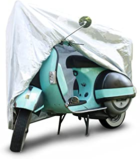 Budge Standard Scooter Cover, Water-Resistant, Universal Fit, Medium (SC-2)