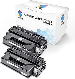 Spektrum Toner Compatible Cartridge Replacement (2-Pack) for HP 49X (Black) Q5949A / Q5949X / Q5949XD / 49A