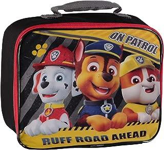 Nickelodeon Boys Paw Patrol Marshall Lunchbag (Black/Yellow)