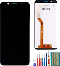 New LCD Screen Compatible with Asus ZenFone Max Pro M1 ZB601KL ZB602KL LCD Touch Screen Display Assembly + Tools(Black)