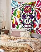 200 Cm T/ête de Bouddha de couleur Totem Tapisserie Hippie Mandala Tenture murale Couvre-lit Dortoir D/écor Tapisserie 150