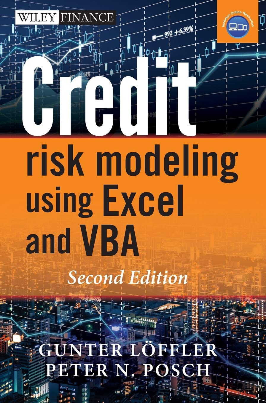 Image OfCredit Risk Modeling Using Excel And VBA (Wiley Finance Series)