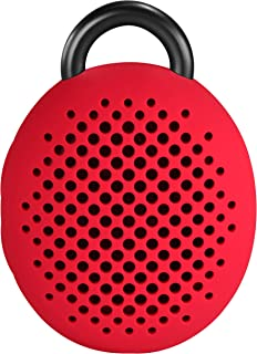 Divoom Bluetune-Bean Wireless Bluetooth Speaker - Bluetune-Bean Red