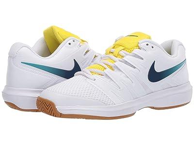 Nike Air Zoom Prestige (White/Valerian Blue/Oracle Aqua) Women