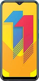 Vivo Y11 Dual SIM, 32GB, 3GB RAM, 4G LTE, Mineral Blue