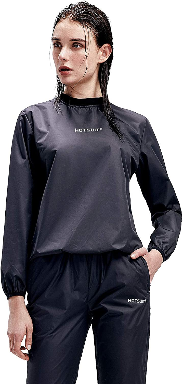 HOTSUIT Sauna Suit Women Durable Pants store Workout Gym New product! New type Jacket