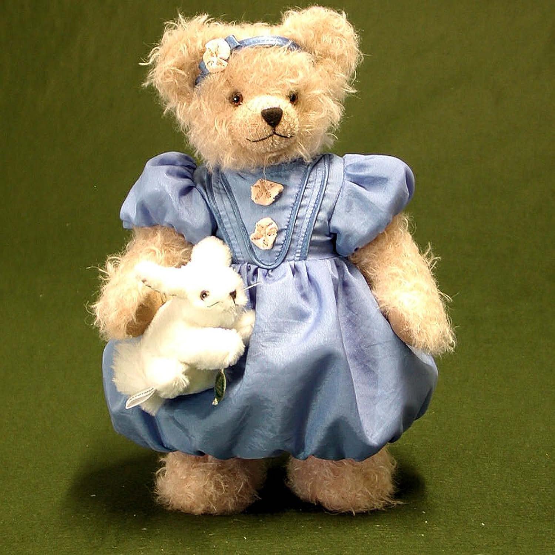 Hermann coburg teddy 20580-5 alice in wonderland 32 cm