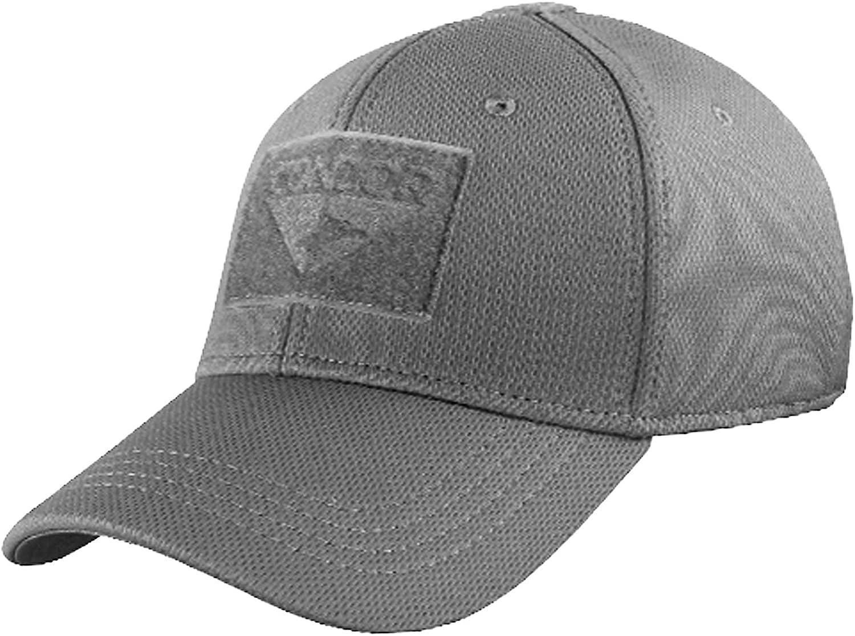 Condor Outdoor Flex-Fit Tactical Cap Tan