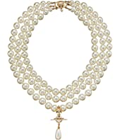Vivienne Westwood - Three Rows Pearl Necklace