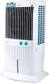 Symphony Storm 70 XL Desert Tower Air Cooler 70-litres with Multistage Air Purification, Powerful Fan, 3-Side Honeycomb Pa...