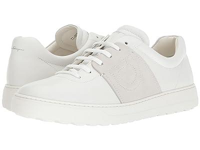 Salvatore Ferragamo Cult Sneaker (Bianco) Men