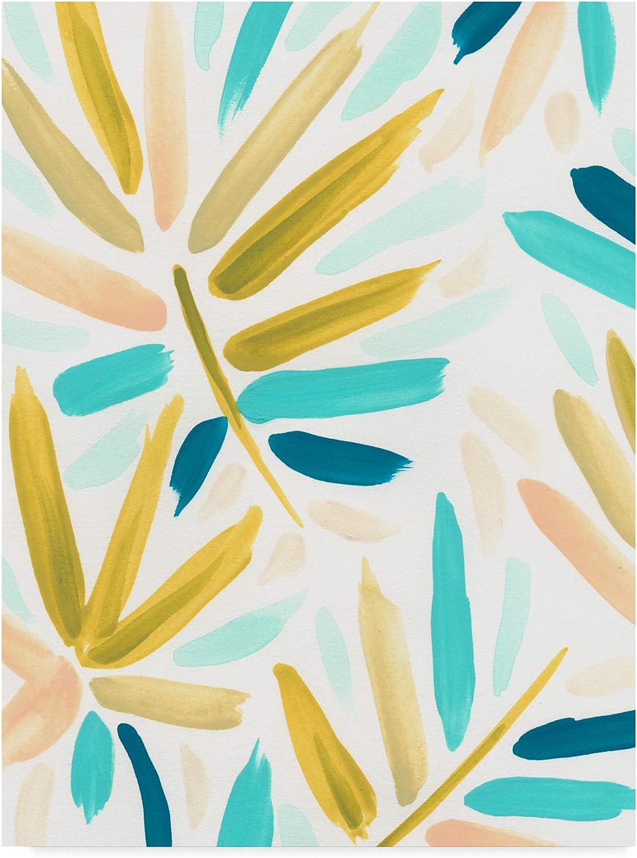 Trademark Fine Art Calypso Confetti I by June Erica Vess, 14x19