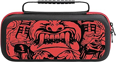 $26 » Japanese Demon Case Compatible with Switch Case Protective Carry Bag Hard Shell Storage Bag Portable Travel Case for Switc...