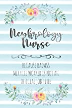 national nephrology nurses week