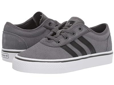 adidas Skateboarding Adi-Ease (Grey Five/Core Black/Footwear White) Skate Shoes