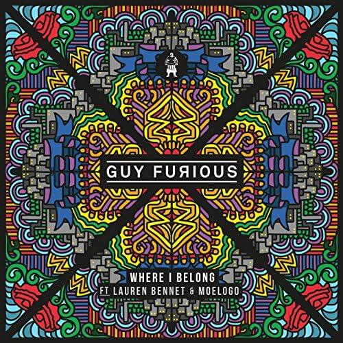 Guy Furious feat. Lauren Bennett & Moelogo