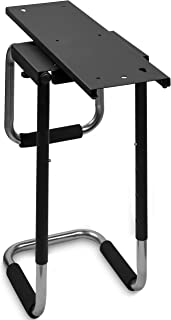 StarTech.com Under Desk CPU Mount - Adjustable - Heavy-Duty Computer Tower Mount - 360° Swivel - Computer Mounting Bracket...