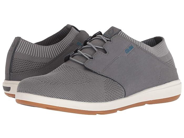 Makia Ulana Kai  Shoes (Poi/Charcoal) Men's Shoes