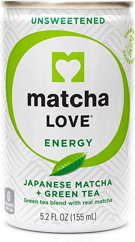 Matcha Love Green Tea Unsweetened 5 2 Ounce Pack Of 20