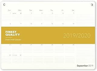 Best monthly desk calendar Reviews