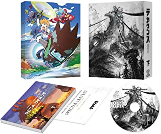 【Amazon.co.jp限定】デカダンス Blu-ray BOX 下巻( 全巻購入特典:アニメ描き下ろしイラスト使用B2タペストリー引き換えシリアルコード )