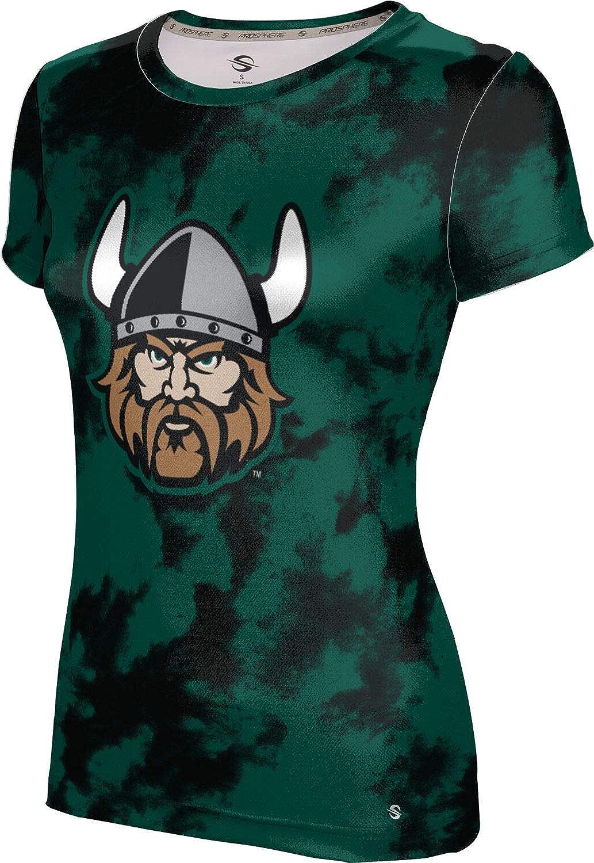 ProSphere Cleveland State University Girls' Performance T-Shirt (Grunge)